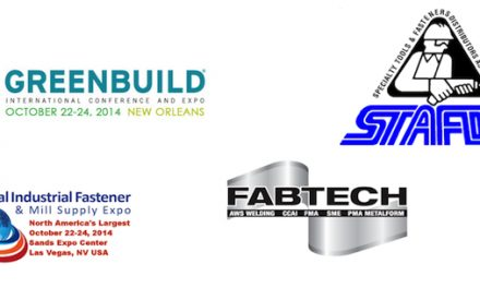 Trade Shows for Fall 2014