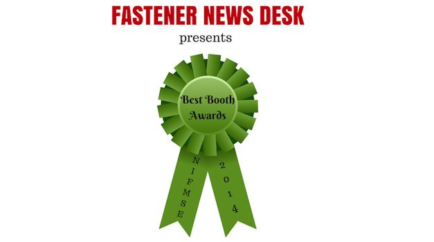 Best Booth Awards for 2014 NIFMSE