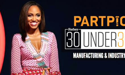 Partpic Co-Founder Recognized in Forbes 30 Under 30: Manufacturing and Industry