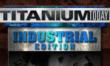Titanium Today, 1st Quarter 2016