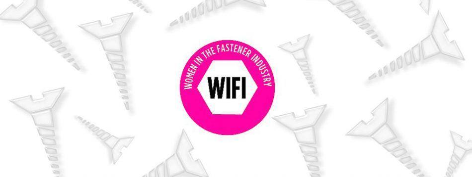 women in the fastener industry logo