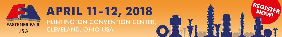 Fastener Fair USA 2018