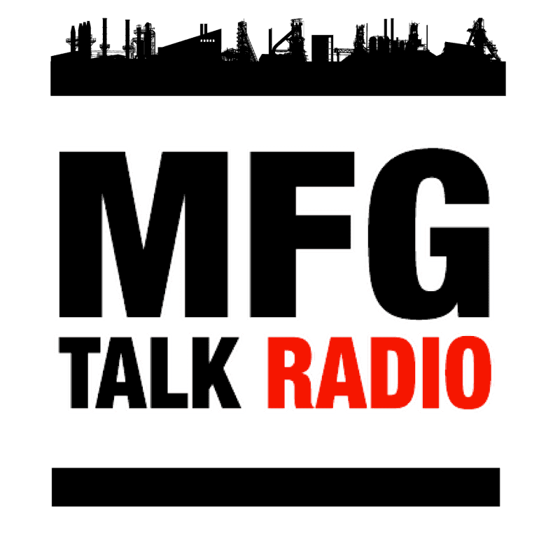 MFG Talk Radio logo