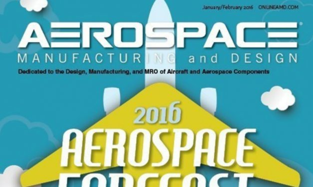 Aerospace Manufacturing and Design, January/February 2016