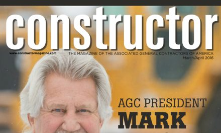 Constructor, March/April 2016
