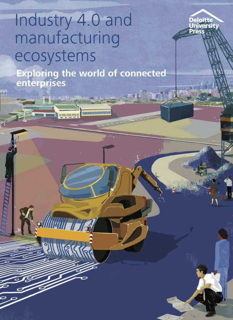Industry 4.0 and Manufacturing Ecosystems