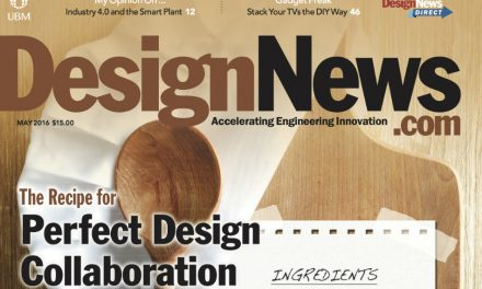 Design News, May 2016