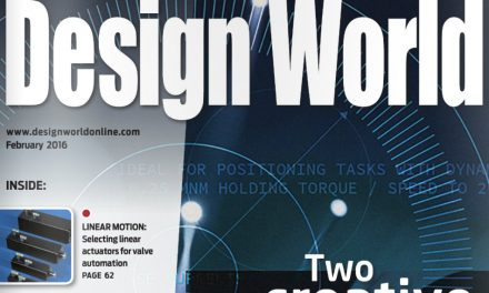 Design World, February 2016