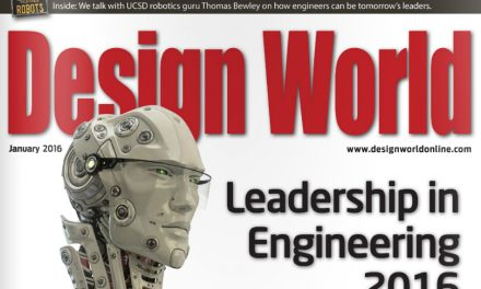 Design World, January 2016