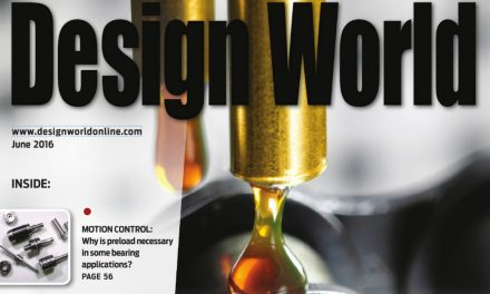 Design World, June 2016