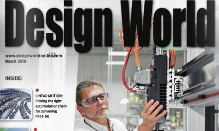 Design World, March 2016