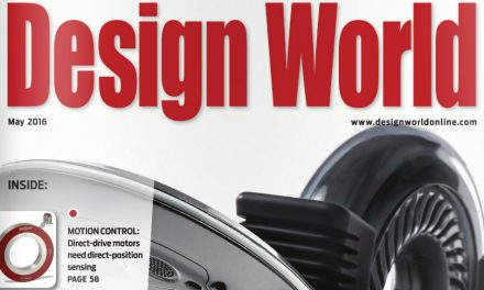 Design World, May 2016