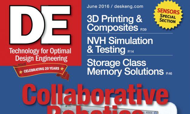 Desktop Engineering, June 2016