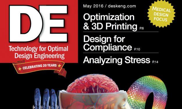 Desktop Engineering, May 2016