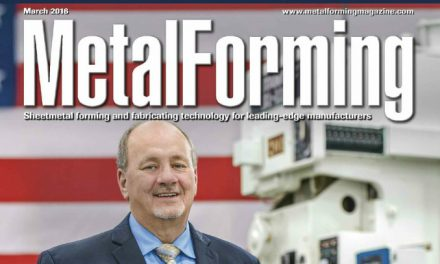 MetalForming, March 2016