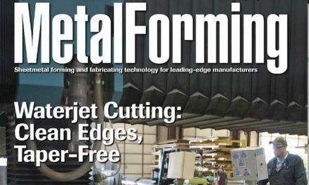 MetalForming, May 2016