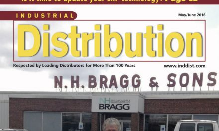 Industrial Distribution, May/June 2016