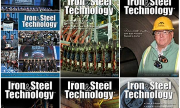 Iron and Steel Technology