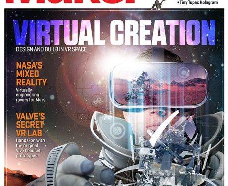 Make Magazine, August/September 2016