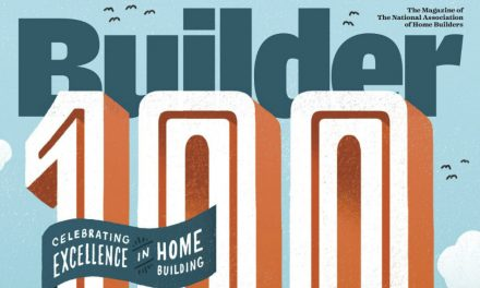 Builder Magazine, May 2016