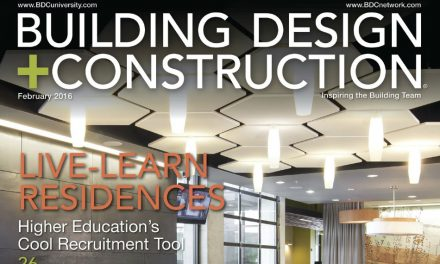Building Design + Construction, February 2016