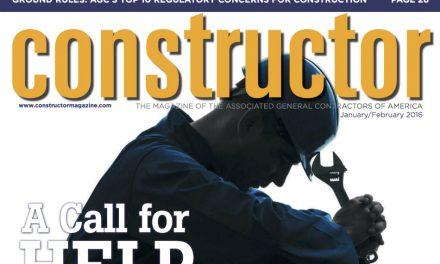 Constructor, January/February 2016