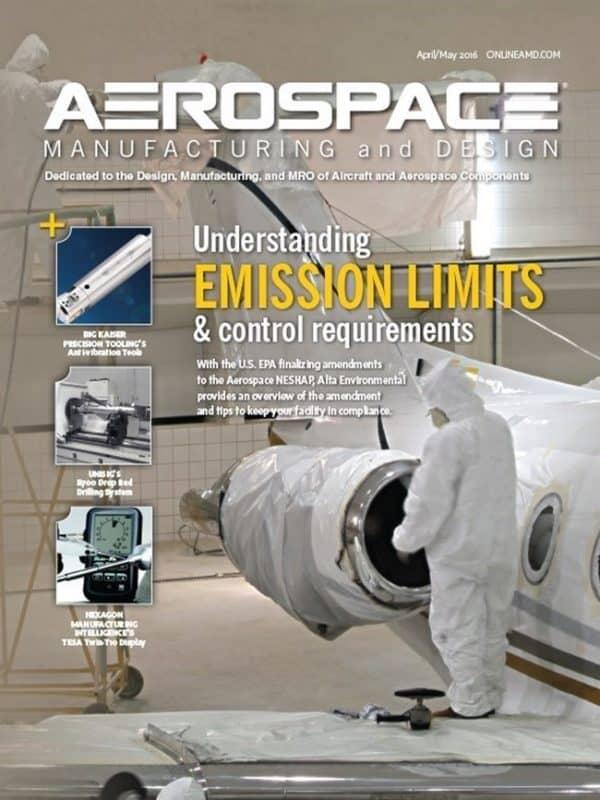 Aerospace Manufacturing Design April May 2016
