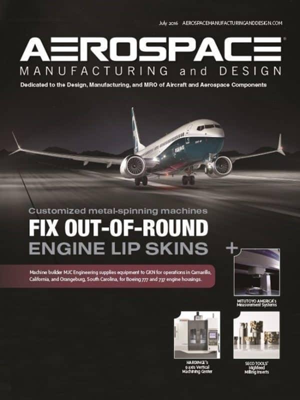 aerospace manufacturing design july 2016