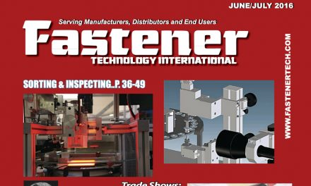 Fastener Technology International, June/July 2016