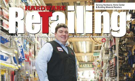 Hardware Retailing, April 2016