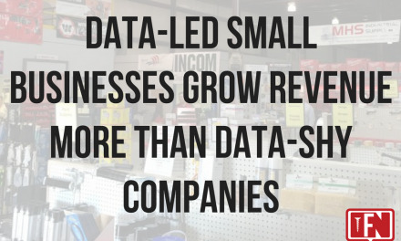 Data-led Small Businesses Grow Revenue More than Data-shy Companies