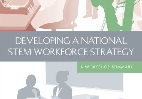 Developing a National STEM Workforce Strategy: A Workshop Summary