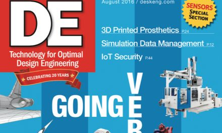 Desktop Engineering, August 2016