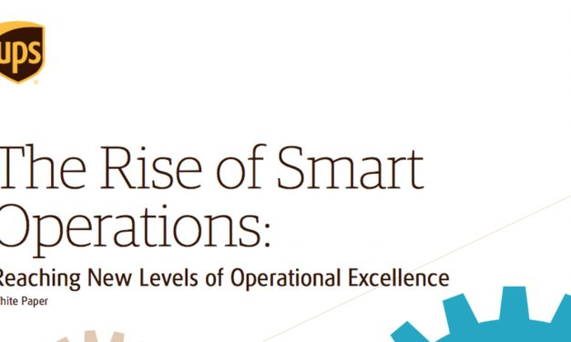 The Rise of Smart Operations: Reaching New Levels of Operational Excellence