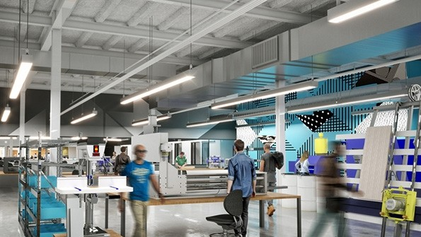 Chicago's New MHUB to Spur Manufacturing