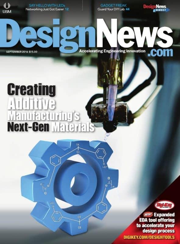 Design News September