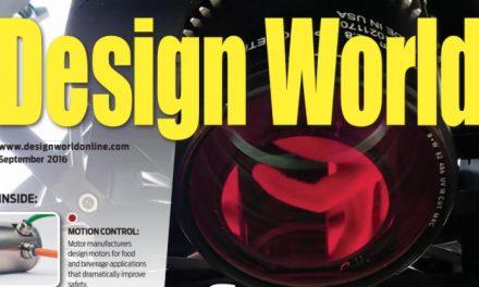 Design World, September 2016