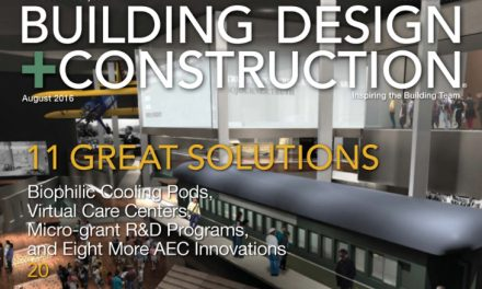 Building Design + Construction, August 2016