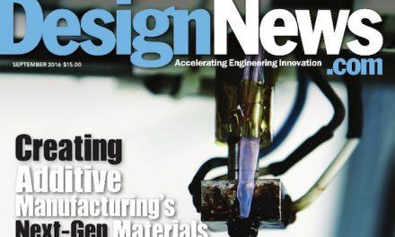 Design News, September 2016
