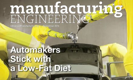 Manufacturing Engineering, September 2016