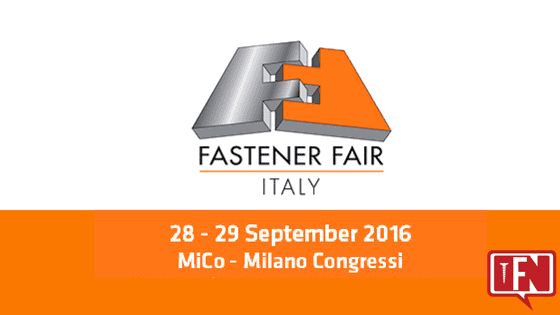Push Yourself to the Forefront at Fastener Fair Italy