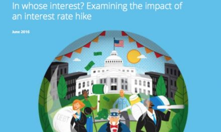 In whose interest? Examining the impact of an interest rate hike