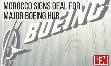 Morocco Signs Deal for Major Boeing Hub