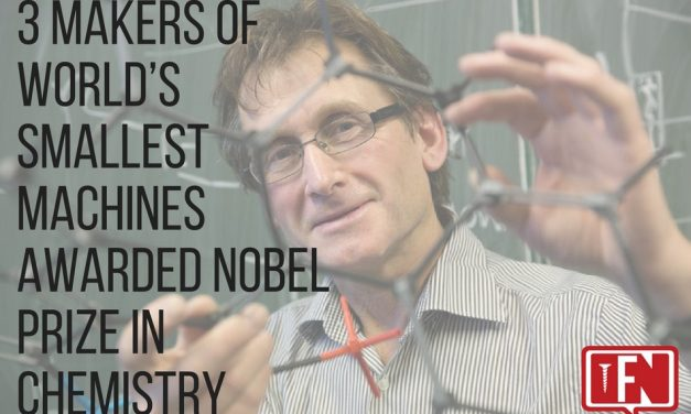 3 Makers of World's Smallest Machines Awarded Nobel Prize in Chemistry