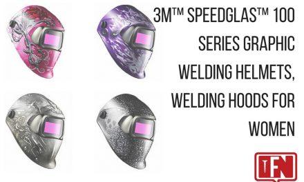 3M™ Speedglas™ 100 Series Graphic Welding Helmets, Welding Hoods for Women
