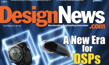 Design News, October 2016