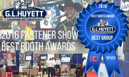 Best Booth Awards: An Interview with G.L. Huyett