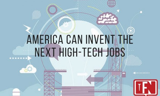 America Can Invent the Next High-Tech Jobs