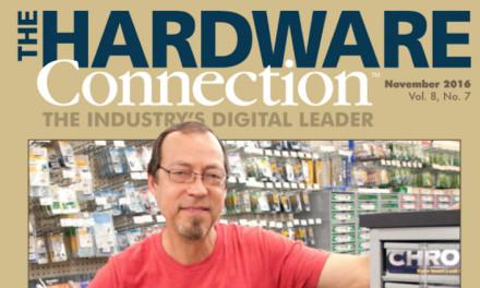 Hardware Connection, November 2016