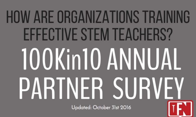 How Are Organizations Training Effective STEM Teachers?